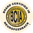 Board certified in neurofeedback